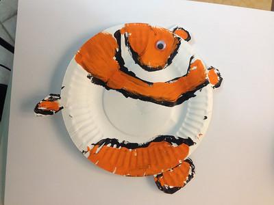 Nemo the platefish