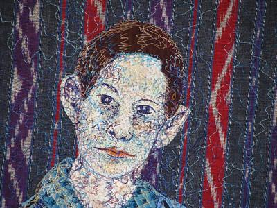Weir---La Mujer detail