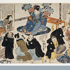 "Medical and surgical treatments for a lame princess, c. 1849/1852<br /> Utagawa Kuniyoshi.<br /> Colored woodcut. <br /> A medico-political caricature of an historical figure, a princess, daughter to the Emperor, who was lame and did not want people to know it. <br /> <br /> Credit: Wellcome Library, London.  <a href=""http://images.wellcome.ac.uk"">http://images.wellcome.ac.uk</a><br /> Copyrighted work available under Creative Commons by-nc 2.0 UK, see:  <a href=""http://images.wellcome.ac.uk/indexplus/page/Prices.html"">http://images.wellcome.ac.uk/indexplus/page/Prices.html</a>"