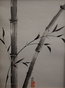 Bamboo...symbol of longevity