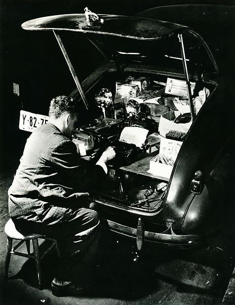 Arthur Fellig 'Weegee'  <br /> June 12, 1899 – December 26, 1968