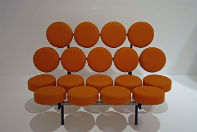 What do you think - a comfortable looking couch or what?