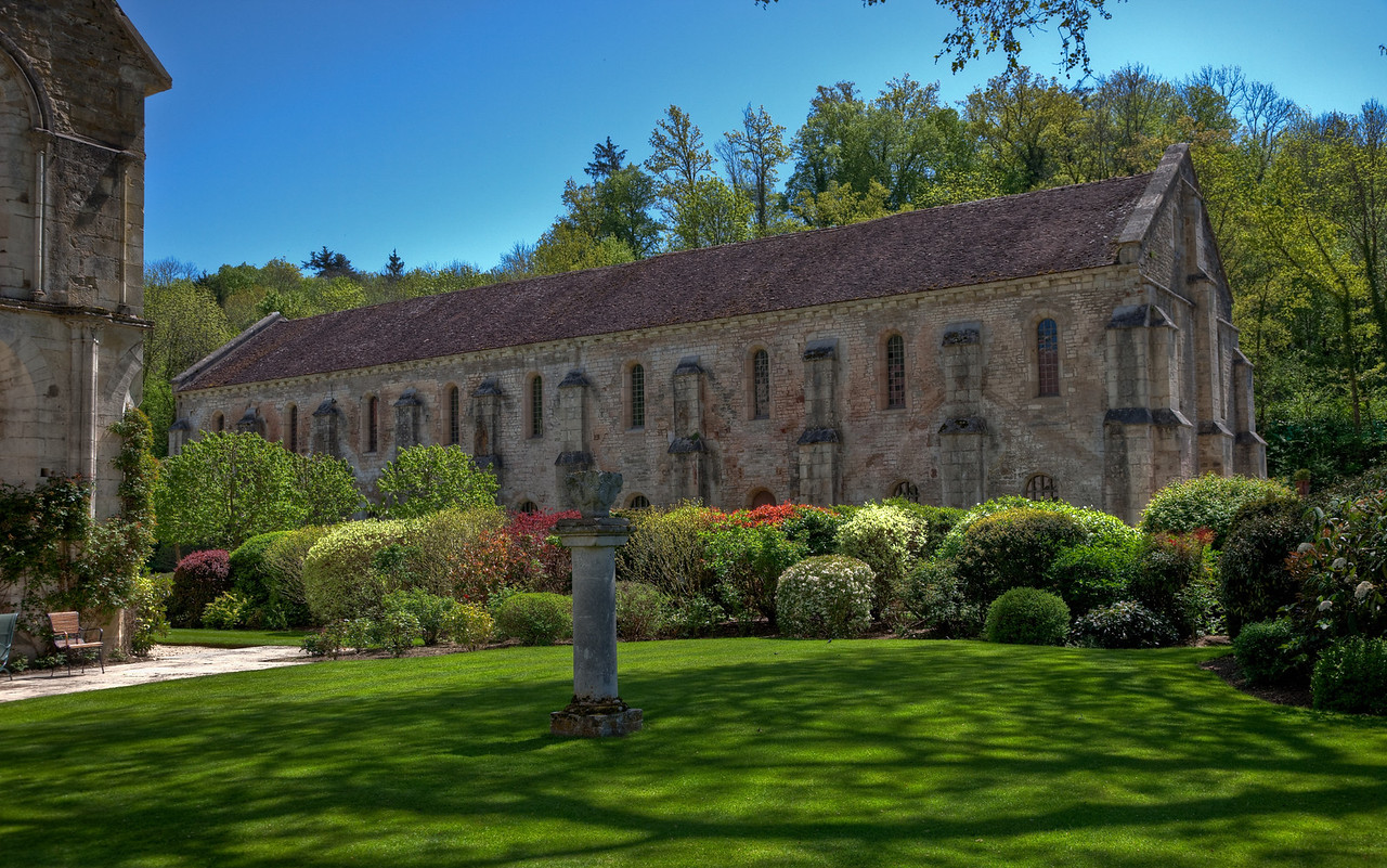 Fontenay Abbey Forge