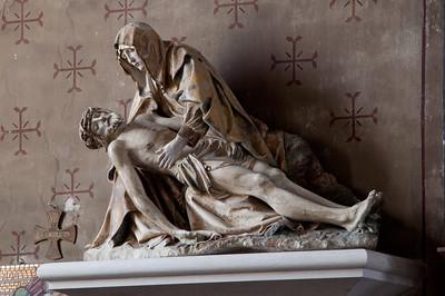 Bayell, Saint Martin Church Pieta