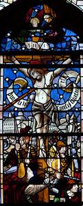 Geraudot, Saints Peter and Paul Church Crucifixion