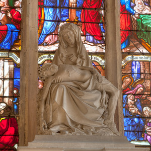 Bar-sur-Seine Church of Saint-Stephen Pieta