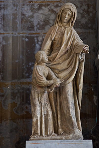 Troyes , Saint-Jean-au-Marche, The Education of The Virgin