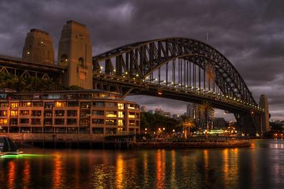 Harbour Birdge Sydney #4