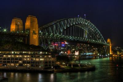 Harbour Birdge Sydney #2
