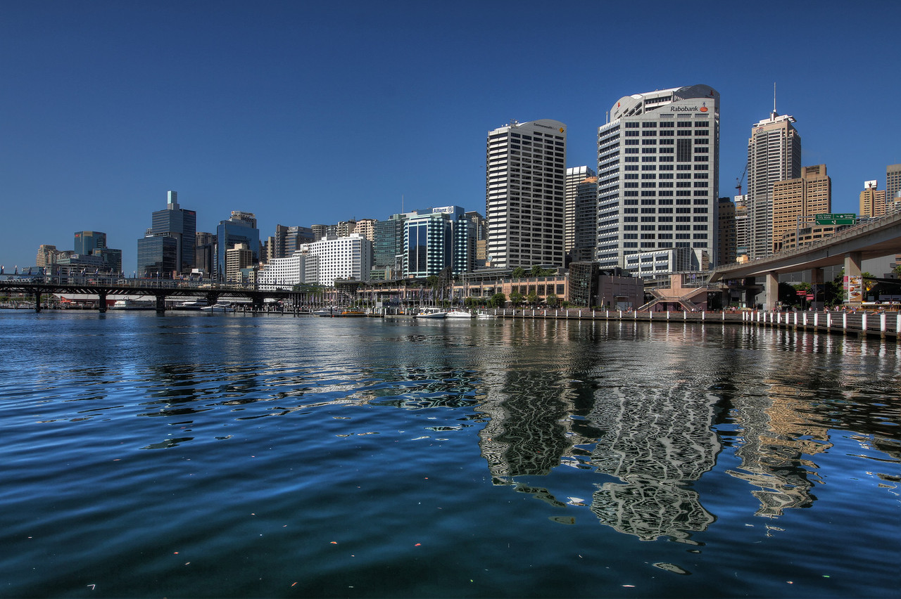 Sydney Skyline (Darling Harbor)