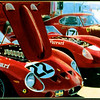 Getting Ready to Race (World Ferrari at Laguna Seca)