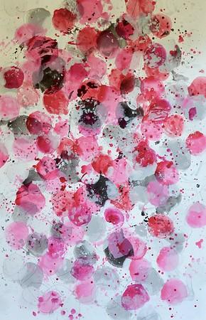 Bouquet-Iorillo, 40x60 on canvas