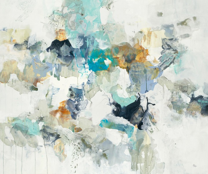 "Dream with Me III-Ridgers, 40""X48"" on canvas"