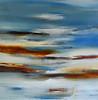 Summer Vibe-Ridgers, 40x40 painting on canvas JPG