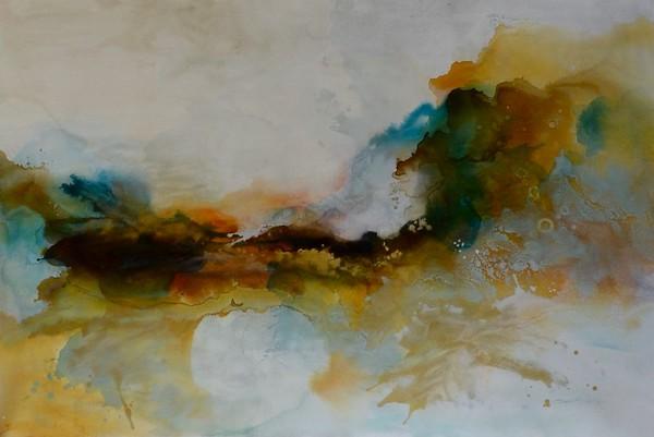 "Wind Drift-Carney, 40""x60"" on canvas"