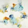 """Feel the Flow II-Ridgers, 48""""X48"""" on canvas"""