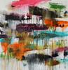 "Inertia #2-Foreman, 40""x40"" painting on canvas JPG"