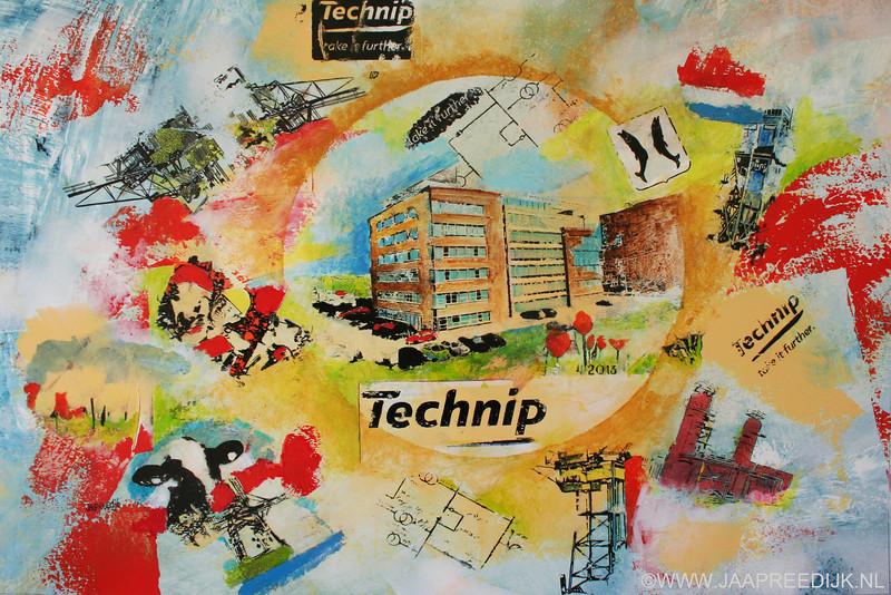 TECHNIP 80x100 Jaap Reedijk