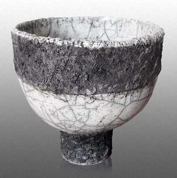 Raku Bowl (SOLD)