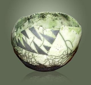 Green Tiger Pot