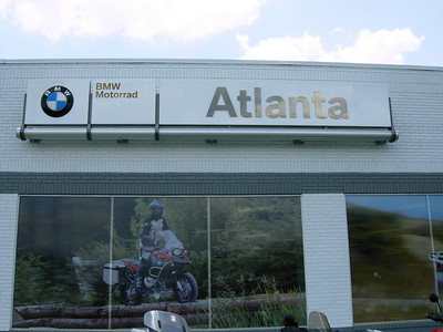 BMW motorcycles of Atlanta, July 14