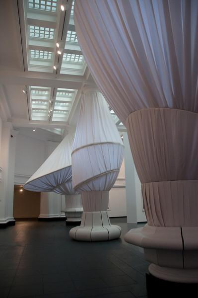 BROOKLYN MUSEUM OF ART GREAT HALL - 03 SEP 2011
