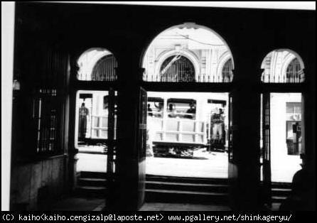 Istanbul  Tunel tram<br /> Bessa R2  Trix 400 50 mm Heliar