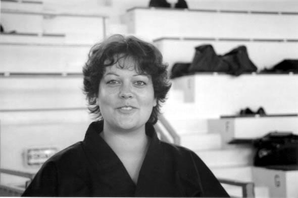 Christel  iaido  contest june 2004<br /> Canon 30d  Ilford c41