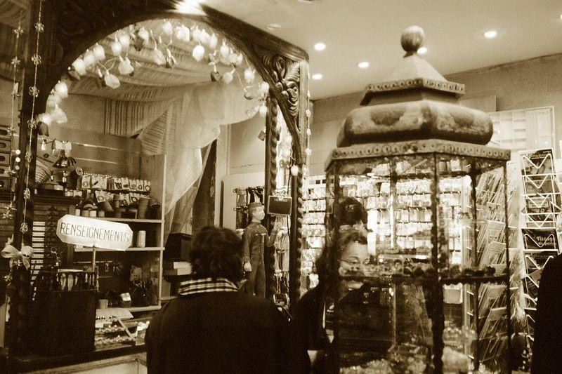 a Boutique in Paris   2002