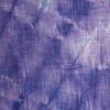 Purple & White Tie-dyed cotton