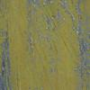 grunge textural background of olive green paint peeling off an aluminum door