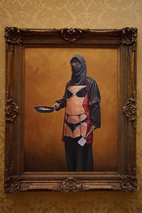 Banksy vs Bristol Museum-14