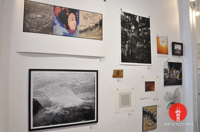 """Photo by Alex Akamine <br /><br /> <b>Official Web Site:</b> <a href=""""http://www.bayareaartistsforjapan.org/"""">Bay Area Artists for Japan</a>"""