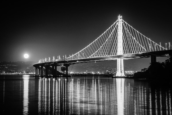 Bay Bridge - Nov. 2016