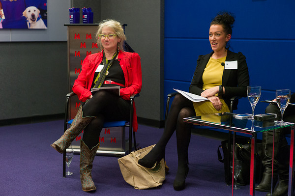 Cynthia Corbett and Isobel Beauchamp