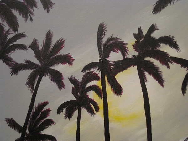 Palm Trees-Donated