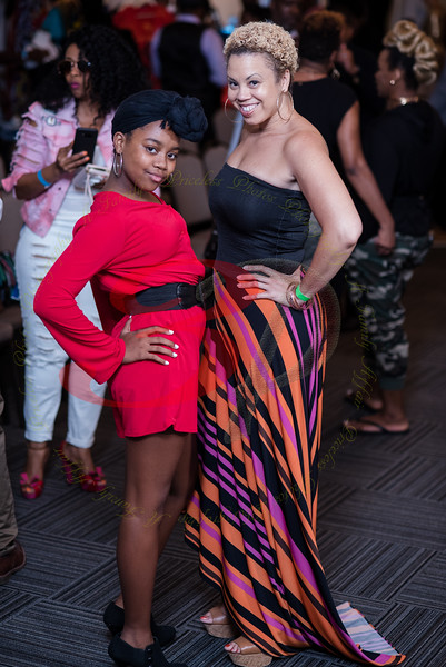 Pitch Black Fashion Show