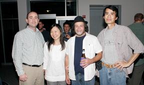 Ben Shamback, Grace Lin, Dallas Woodson, James Lin