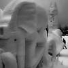 A snow sculpture at Breckenridge Colorado
