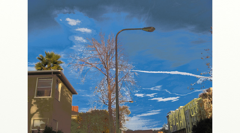 sky, Berkeley