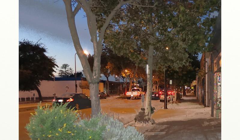 San Pablo Ave  at Hopkins