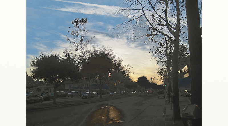 wide street, Berkeley