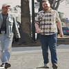 pedestrians, San Pablo Ave El Cerrito