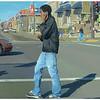 crosswalk, El Cerrito