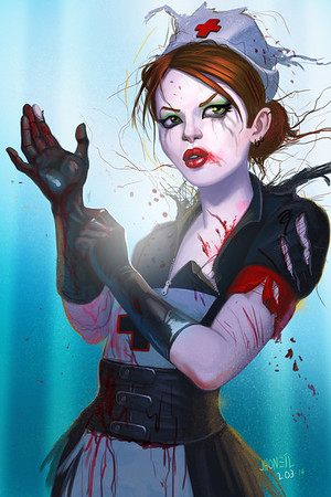 Bleed Like Me Ver.2.0