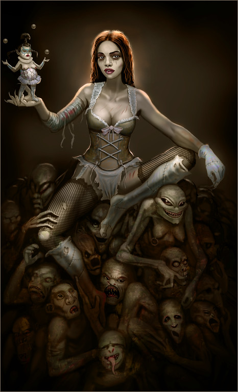 Lilith's Minions (The Dark Circus)