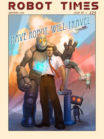 Robot Times