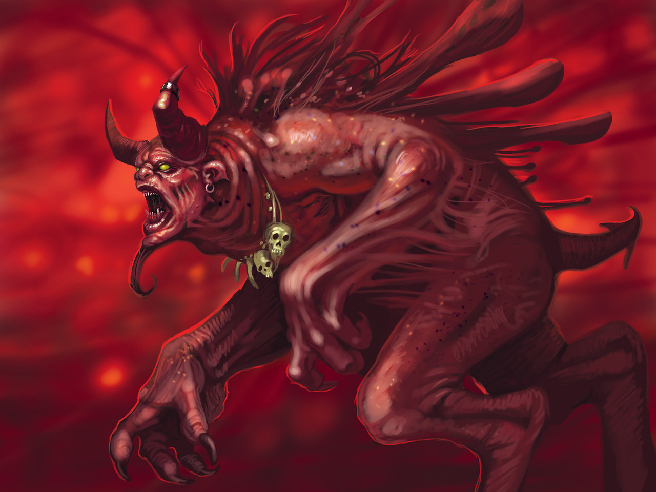 Hater demon