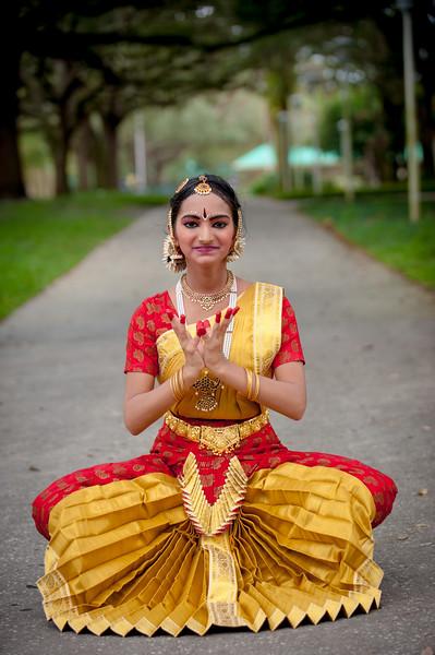 Rudram Dance Company Students