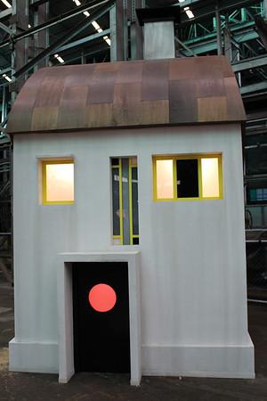 Biennale of Sydney 2014, Cockatoo Island
